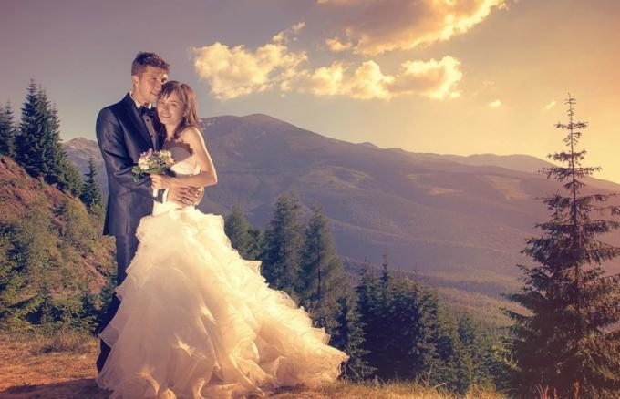 Куда поехать на свадьбу