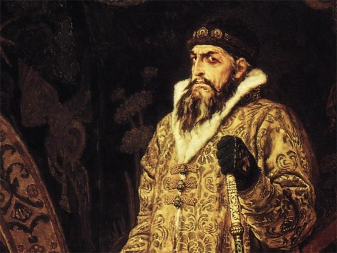 Как умер Грозный