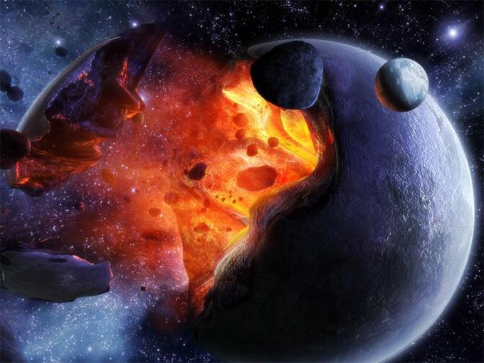 Как появляются планеты