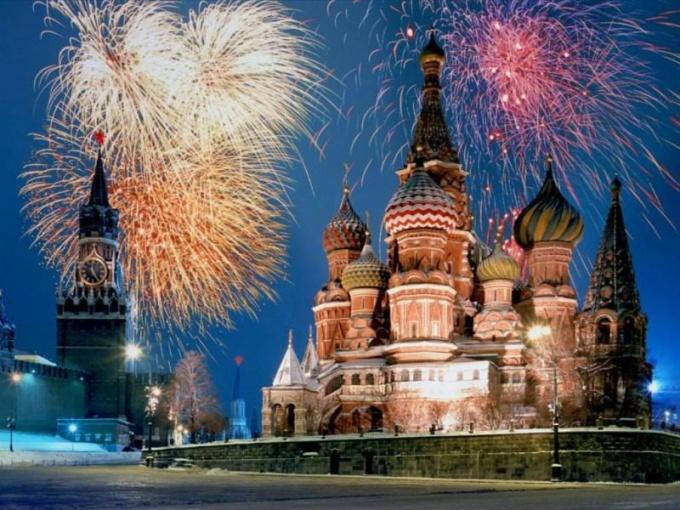 Куда сходить в Москве в Новый год