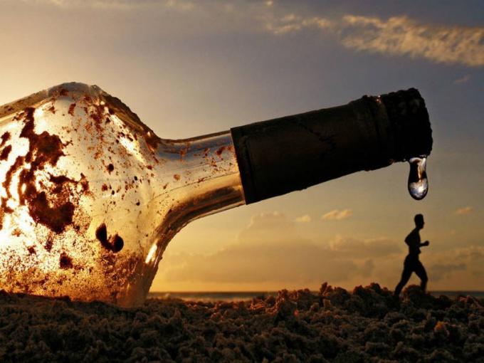 Алкоголизм - это тяжелая болезнь и сильнейшая зависимость
