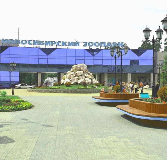 В Новосибирском зоопарке легко провести целый день
