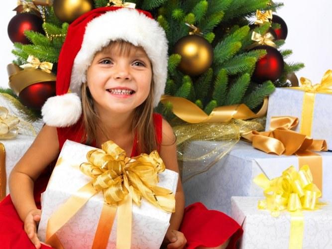 Как провести Новый год детям