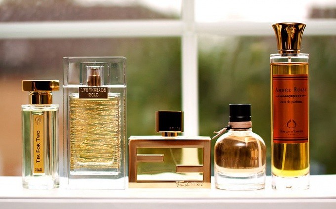 How to choose perfume for winter