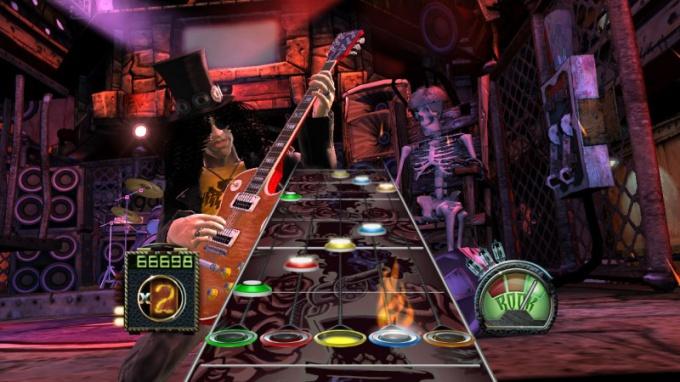 Как загрузить песни для Guitar Hero 3
