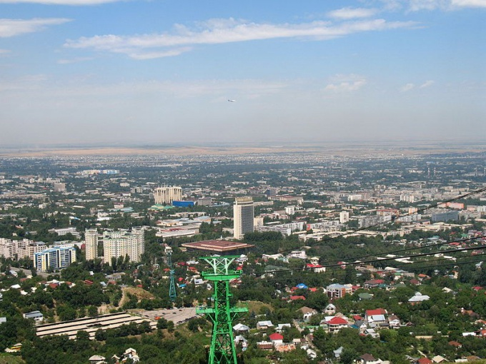 Where to go in Almaty