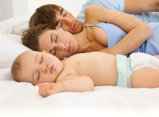 Как научить ребенка не просыпаться по ночам