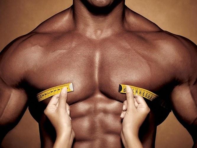 Как мужчине накачать мышцы