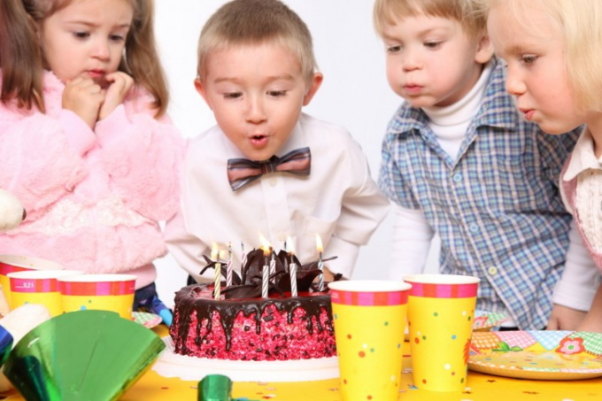 Where to take your child to his birthday