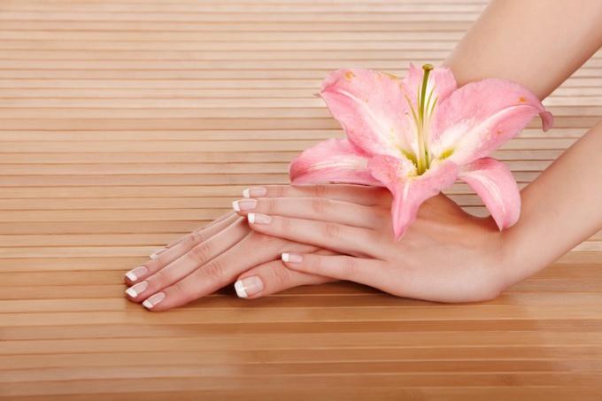Почему руки чешутся
