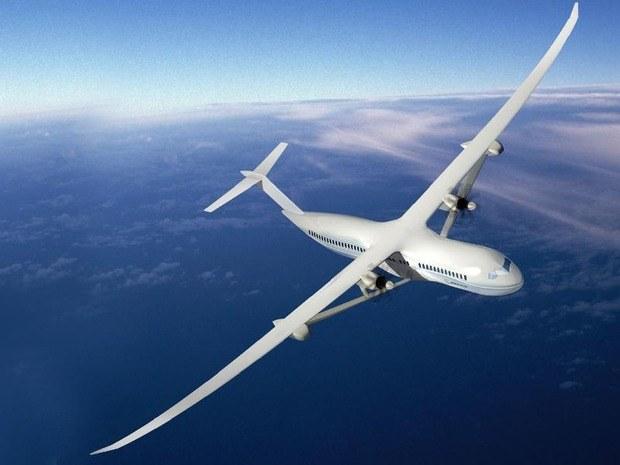 Как устроен самолёт