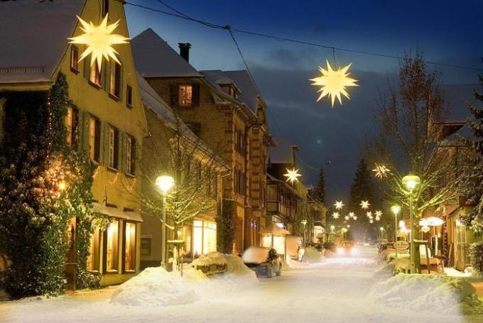 Куда поехать на Рождество с ребенком