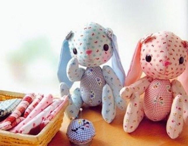 Мягкие игрушки сшитые своими руками