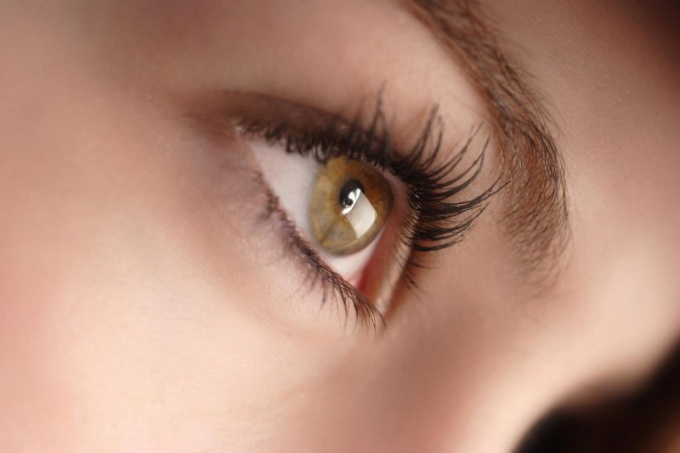 Почему меняются глаза
