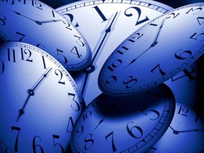 Куда летит время