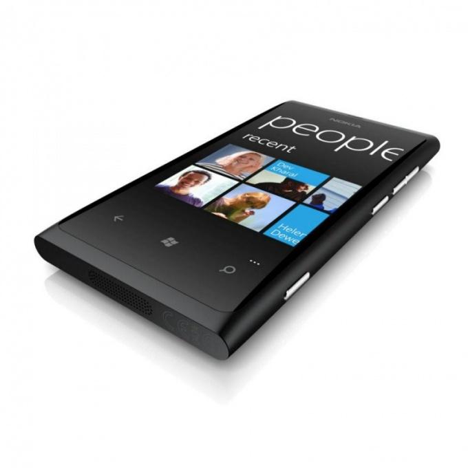 Как настроить Lumia 800