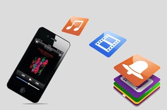 Как музыку в iphone поставить на громок
