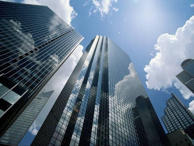 Как строят небоскребы