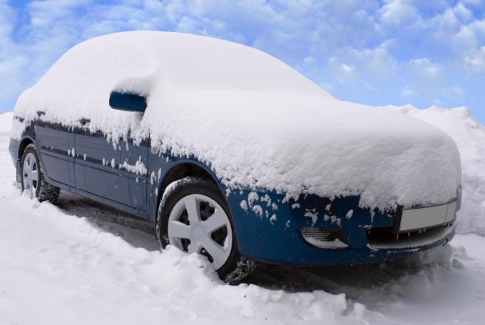 Как завести мотор в морозы