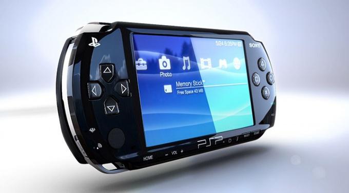 Куда кидать игру для PSP