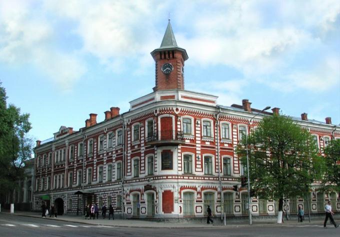Дом-музей - символ Ульяновска