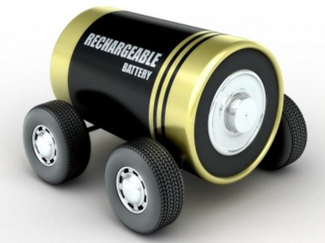 Как работает батарейка