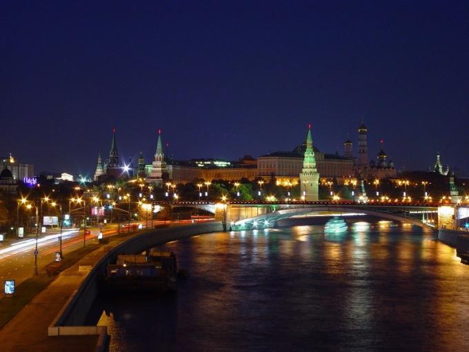Куда пойти в Москве вечером