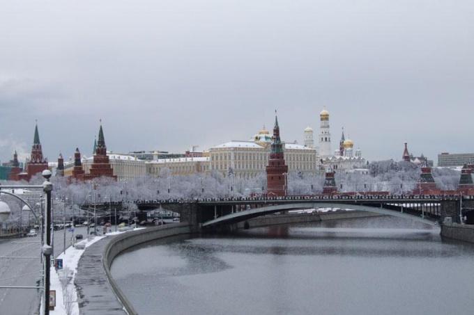 Куда пойти в Москве зимой