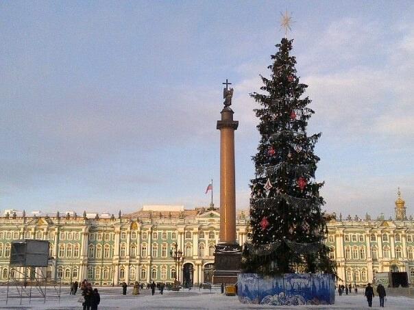 Куда пойти в выходной в Петербурге