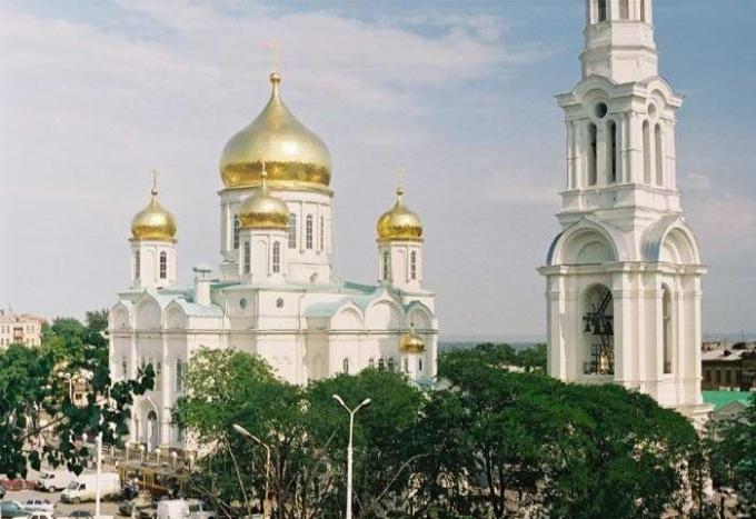 Собор Дмитрия Донского - символ города