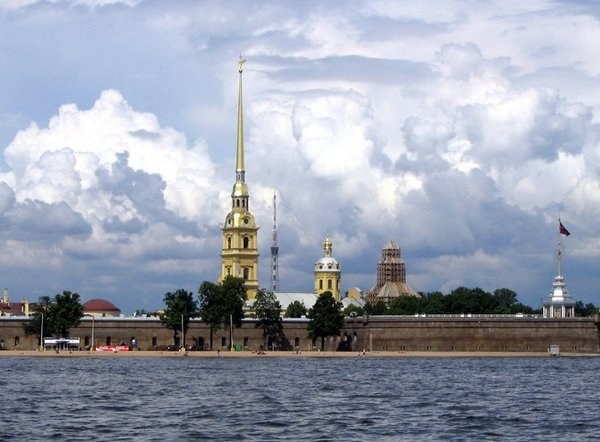 Как появился Санкт-Петербург