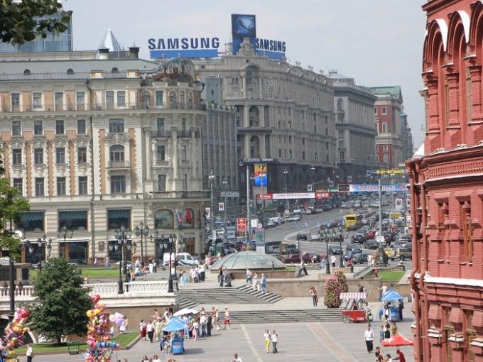 Куда пойти в Москве отдохнуть