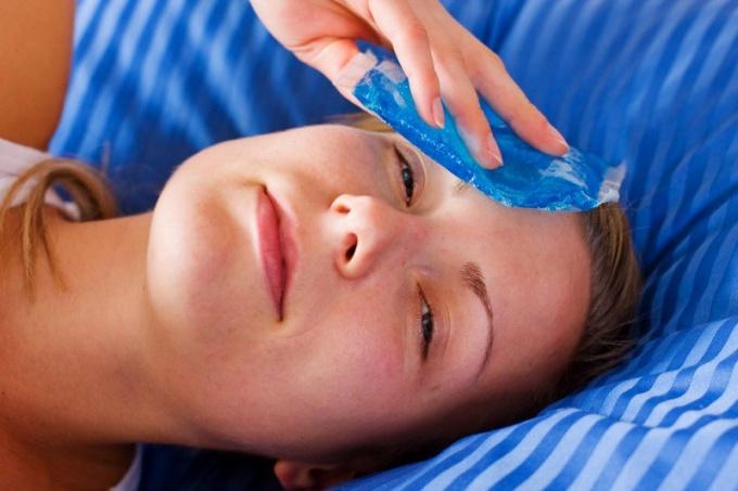 Как избавиться от синяка и ушиба быстро