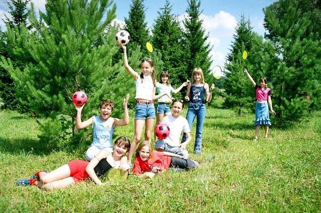 Куда пристроить ребенка на выходные