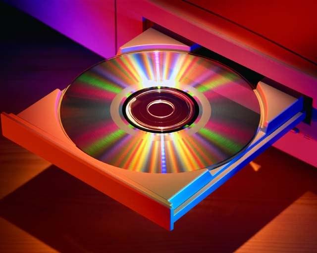 Как вытащить звук с dvd