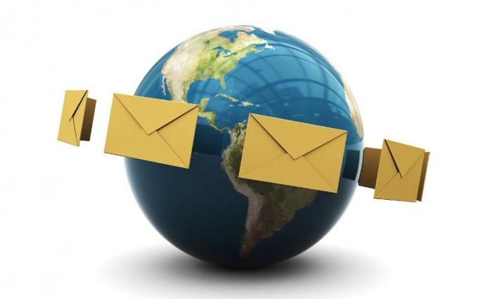 Как отправить открытку письмом в 2018 году
