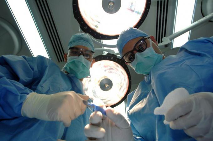 Как проводятся операции