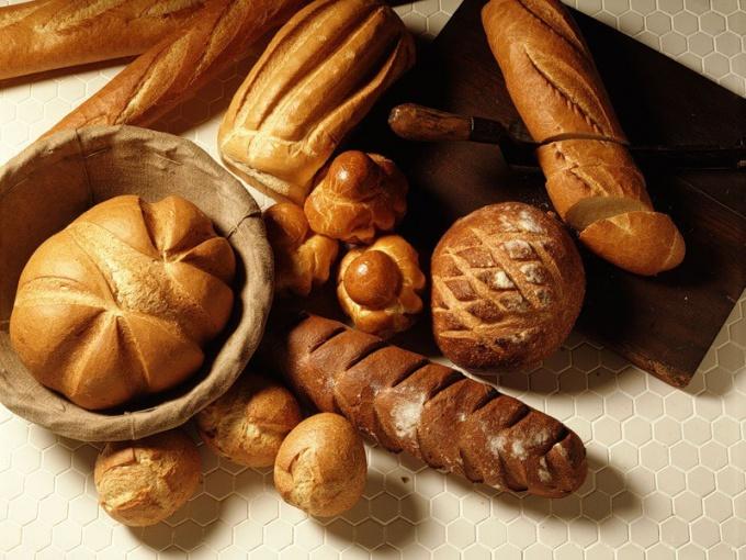 Как печь хлеб в пекарне