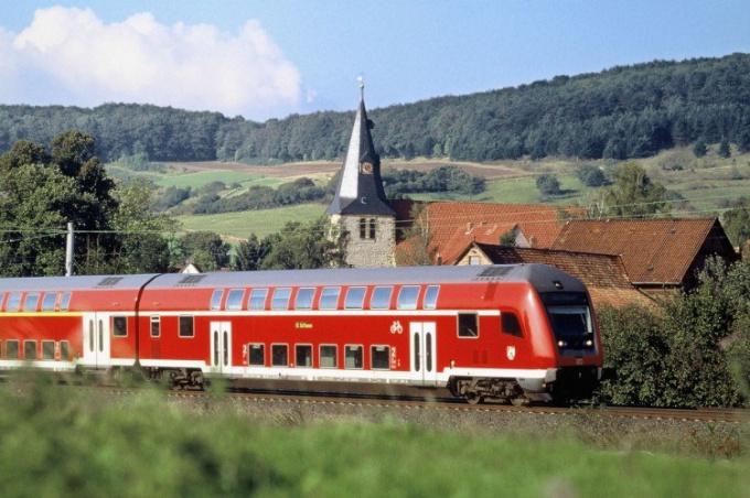 Куда можно поехать на поезде