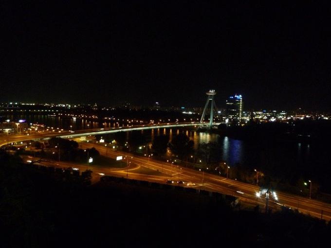 Куда поехать ночью