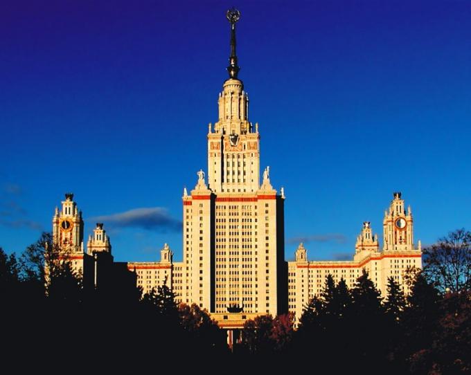 Куда пойти учиться в Москве