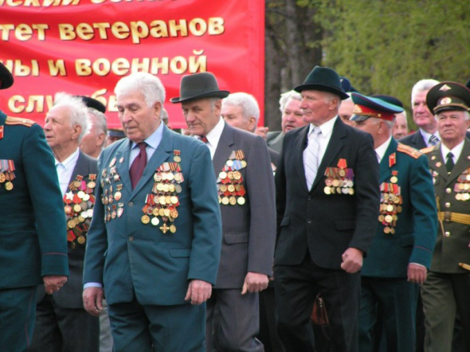 Ветерану помогут комитет социальной защиты и общественная организация