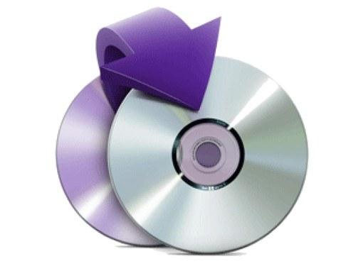 Как записать файлы на DVD