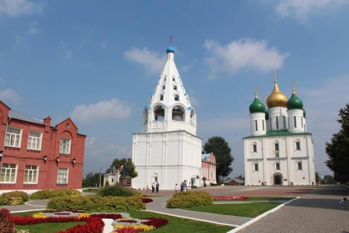 Куда поехать из Москвы на машине
