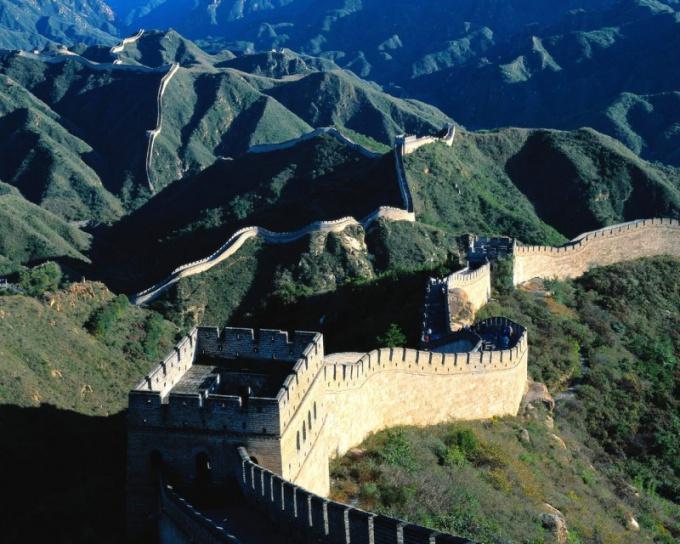 Какие знаменитые сооружения есть в Китае