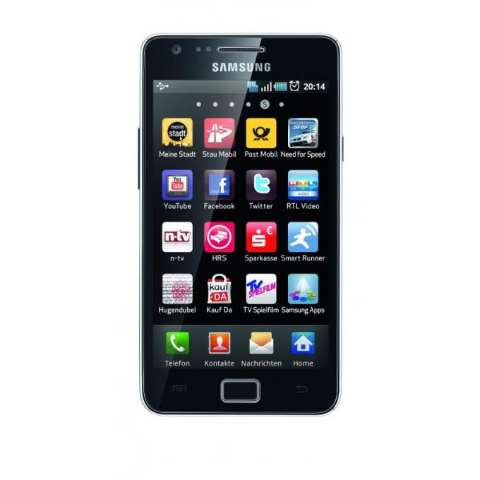 Как обновить Samsung Galaxy S2