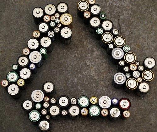 Куда выбрасывать батарейки