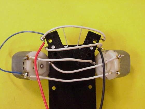 Как сделать робота из скрепок