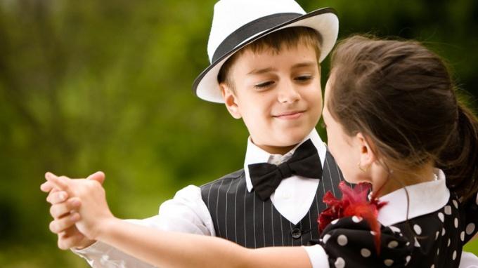 Куда отдать ребенка заниматься танцами в Москве