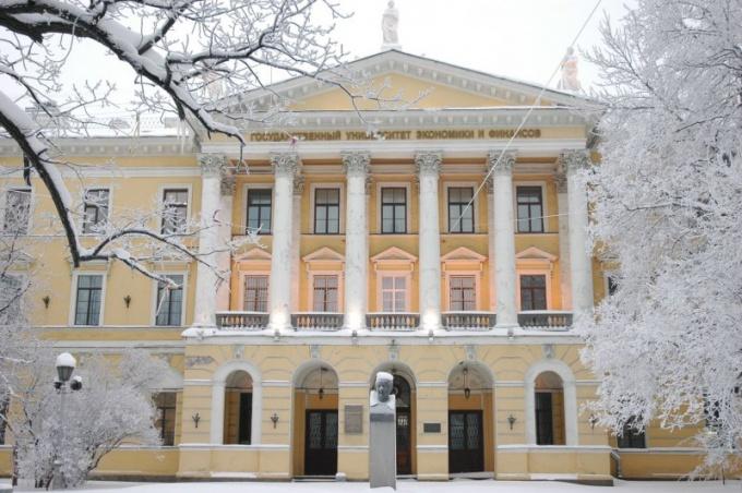Куда можно поступить в Санкт-Петербурге